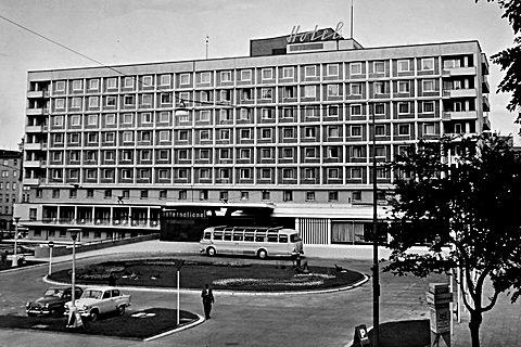 Hotel international historie