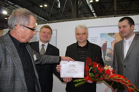 Cenu veřejnosti – Cenu časopisu Stavebnictví získal Rodinný dům v Droždíně